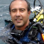MARCUS VINÍCIUS FREITASMédico hiperbárico, médico do trabalho, Mergulhador